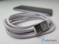awesome Review: Kanex MiColor LED-Lightning-Kabel mit DuraBraid-Ummantelung
