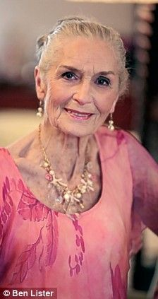 A vintage model: Daphne Selfe reveals the secrets of staying beautiful in a world obsessed with youth | Daily Mail Online