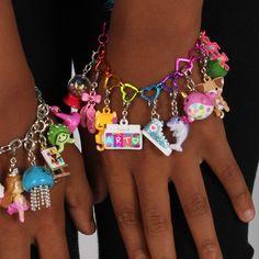 Kids Jewelry, Cute Jewelry, Beaded Jewelry, Jewelry Making, Kawaii Jewelry, Kawaii Accessories, Pulseras Kandi, Palette Art, Magical Jewelry