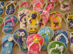 Adorable Flip Flops by Jill FCS