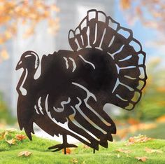 turkey. Can somebody make this for me out of metal? Love it.