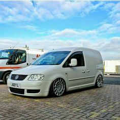 's Sick Caddy Caddy Van, Volkswagen Caddy, Custom Vans, Transportation, Engineering, Camper Ideas, Cars, Vehicles, Robot