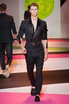 Versace MEN | Milão | Verão 2014 RTW