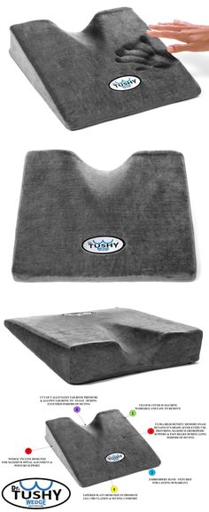 seat and posture cushions best wedge car seat cushion pillow foam support coccyxback