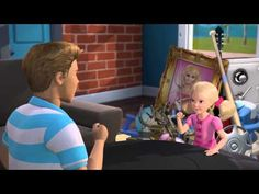 Barbie Life in the Dreamhouse - Barbie Primp My Ride 4 English Full HD 2013