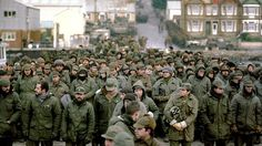 Do you remember? Ceasefire in the Falklands conflict