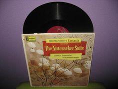 Vinyl Record Album Disney's The Nutcracker by JustCoolRecords, $16.00