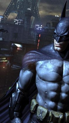 Arkham City - Batman