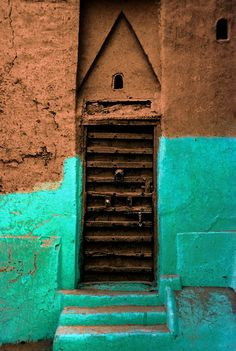 "Door to the ""Tales of the Arabian Nights""? by Von  Urs Leuenberger"