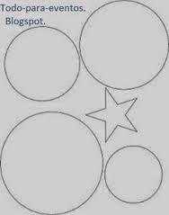 Resultado de imagen para escudo de capitan america para imprimir