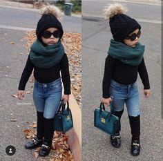 Little girl fashion baby noemi Girls Fall Fashion, Cute Kids Fashion, Little Girl Fashion, Toddler Fashion, Winter Fashion, Cute Little Girls Outfits, Kids Outfits Girls, Toddler Girl Outfits, Baby Outfits