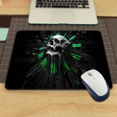 Fffas 30x25cm Gamer Gaming Mouse Pad Mat Soft Mousepad Internet Bar Wholesale Drop Shipping Standard Mousemat Game Player Gift Elegant Appearance Mouse & Keyboards