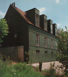 Valerio Olgiati, Haus Kucher, 1991