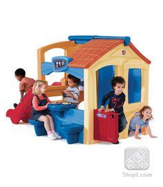 Neighborhood Fun Center | Playhouse | by Step2