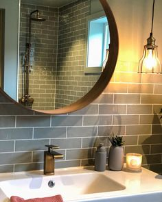 Bathroom Decorating – Home Decorating Ideas Kitchen and room Designs Bathroom Tile Designs, Toilet Design, Colorado Homes, Love Home, Cool Rooms, Kitchen Decor, New Homes, Hopscotch, House Styles