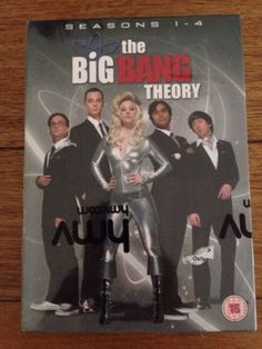 The big bang #theory - #series 1-4 #complete dvd 14 disc box set brand new & seal,  View more on the LINK: http://www.zeppy.io/product/gb/2/121779321781/