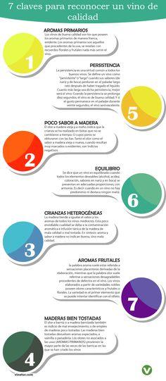 7 claves para que identifiques un vino de calidad