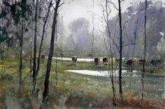 Joseph Zbukvic  começou seu trabalho em pintura no ano de 1978 e rapidamente tornou-se um artista muito conhecido na Austrália. Nascido na ...