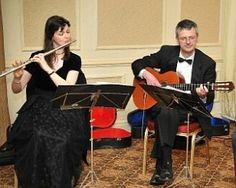 Live music for civil ceremonies.