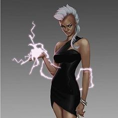 Mohawk fancy girl by Ivo Ivanci ⚡️#Ororomunroe #Storm #Xmen #StormXmen #XmenStorm #Marvel #Marvelcomics #Superheroes #WindRider #XmenMovies #XmenComics #XmenApocalypse #xmengold