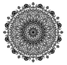 Illustrator Tutorial: How To Create a Complex Mandala Pattern | blog.spoongraphics.co.uk