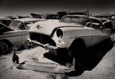 1955 Oldsmobile print