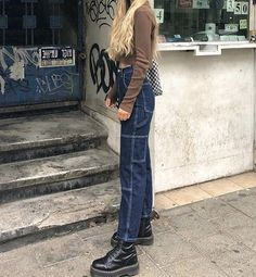 christmas date outfit Cute Casual Outfits, Pretty Outfits, Fall Outfits, Looks Style, My Style, Look Fashion, Fashion Outfits, Fashion 2020, Street Fashion