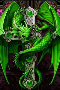 ,The Dragon within me. What kind of dragon are you? Dragon Medieval, Celtic Dragon, Dragon 2, Green Dragon, Celtic Art, Dragon Sword, Pink Dragon, Black Dragon, Magical Creatures