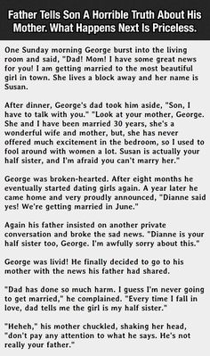 Father Tells Son A Horrible Truth About His Mother What Happens Next Is Hilarious funny jokes story lol funny quote funny quotes funny sayings joke hilarious humor stories marriage humor funny jokes Robert Montgomery, Thomas Doherty, Gary Sinise, Funny Jokes To Tell, Funny Texts, Funny Humor, Hilarious Jokes, Dad Jokes, Funny Quotes For Teens