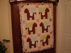 Avery's Pony Quilt