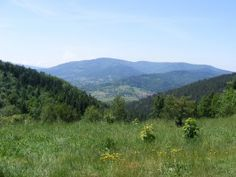 Hiking in the Polish Beskids
