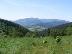 Hiking in the Polish Beskids