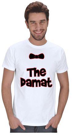 Erkek Tişört - Damat The damat
