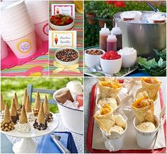 Ice Cream! {Brain Freeze Not Included} — Celebrations at Home