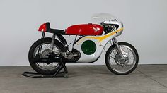 1963 Honda Road Racer 250 CC, 5-Speed presented as lot T32 at Indianapolis, IN 2015 - image2