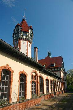 Heizhaus (Beelitz-Heilstätten)