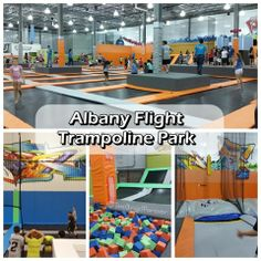 Sharing Our Trampoline Park Adventure