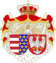 File:Coat of arms of Jadwiga of Poland.svg