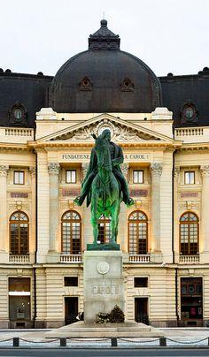 Attractive Bucharest. Romania http://www.travelandtransitions.com/destinations/destination-advice/europe/