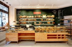 Breads Bakery is a bread bakery and coffee shop in Union Square, serving premium…