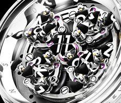 opus 11 watch
