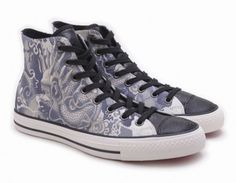 """Converse Chuck Taylor All Star Leather High """"Year of the Dragon"""""""