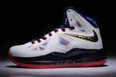 best website 29617 c6b2c Womens Nike LeBron 10 USA Gold Medal Shoes limited for sale. Our store  supply the high quality lebron 10 usa gold medal shoes online.