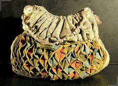 Anna Clari - Bags - hand Made -smock