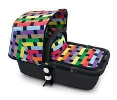 Missoni for Bugaboo, carry cot part.
