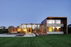 Sam's Creek residence (Bridgehampton, NY), by Bates Masi Architects...