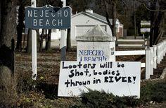 Hurricane Sandy Brick NJ | ... Hurricane Sandy in Nejecho Beach, New Jersey, on November 4, 2012