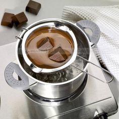 Немецкий ЧИБО выпечки тепла расплавленный шоколад чаша чаша чаша тепла масло 400мл 18-8 нержавеющая сталь - Taobao