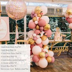 party Outfit 25 Oh Baby-Dusche oh Baby-Party-Dekor geschlechtsneutrale Baby-Dusche geschlechtsneutral Oh baby shower oh baby party decor baby shower neutre genre neutre . Balloon Arch, Balloon Garland, Balloon Decorations, Birthday Party Decorations, Birthday Parties, Party Favors, Party Gifts, Themed Parties, Elegant Party Decorations