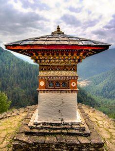 Bhutan Temple by Ryan Thomson on 500px
